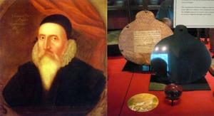 John Dee und sein Spiegel